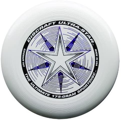 Discraft Ultra-Star 175g - White Color: multi Model: