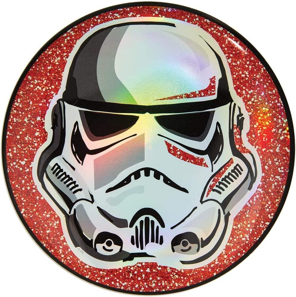 Discraft Star Wars Full Foil Storm Trooper Supercolor ESP Buzzz Midrange Golf Disc
