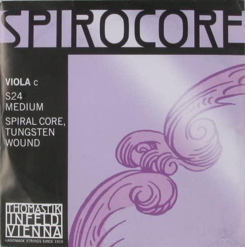 Thomastik-Infeld Viola Spirocore C - Tungsten Wound 4/4 Size Mittel, S24M