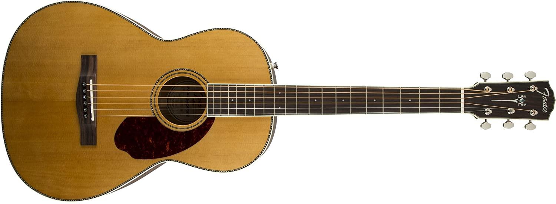 Fender Paramount PM-2 Standard Parlor - Natural