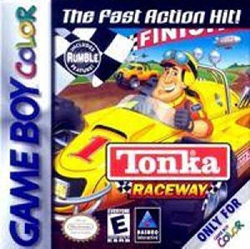 Tonka Raceway with Rumble Pack