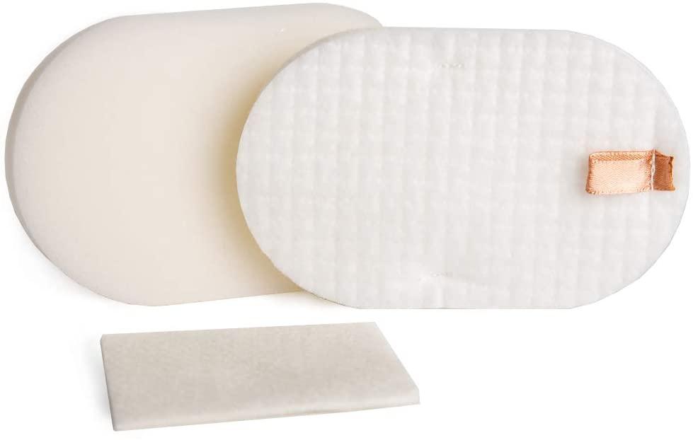 Green Label Replacement Foam and Felt Filter Kit XFFH400 for Shark Rocket Powerhead Vacuum Cleaners. Fits: AH400, AH400C, AH401, AH452, AH452W, AH454Q