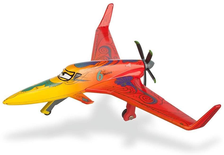 Disney PLANES - ISHANI - Die Cast Plane - 1:43 Scale