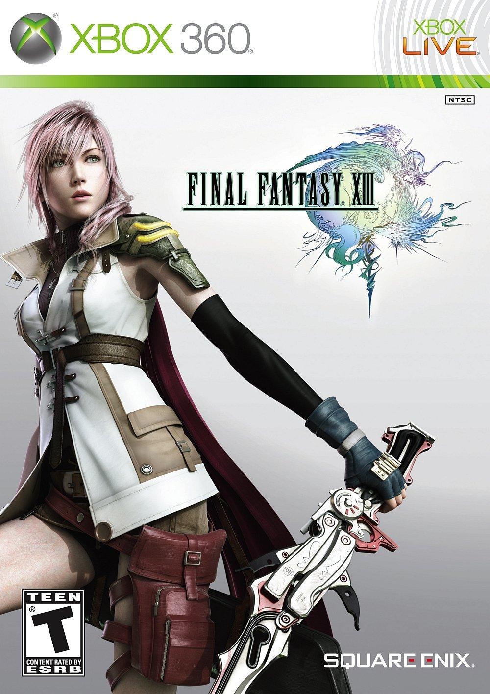 Final Fantasy XIII: Platinum Hits (Renewed)