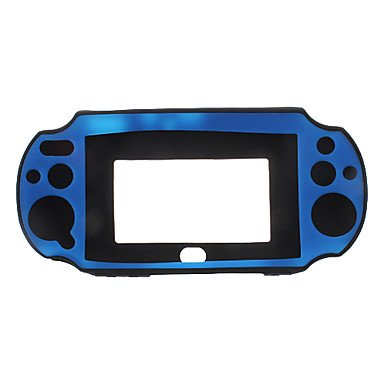 NingB Silicone Case for PS Vita (Assorted Colors) , Blue
