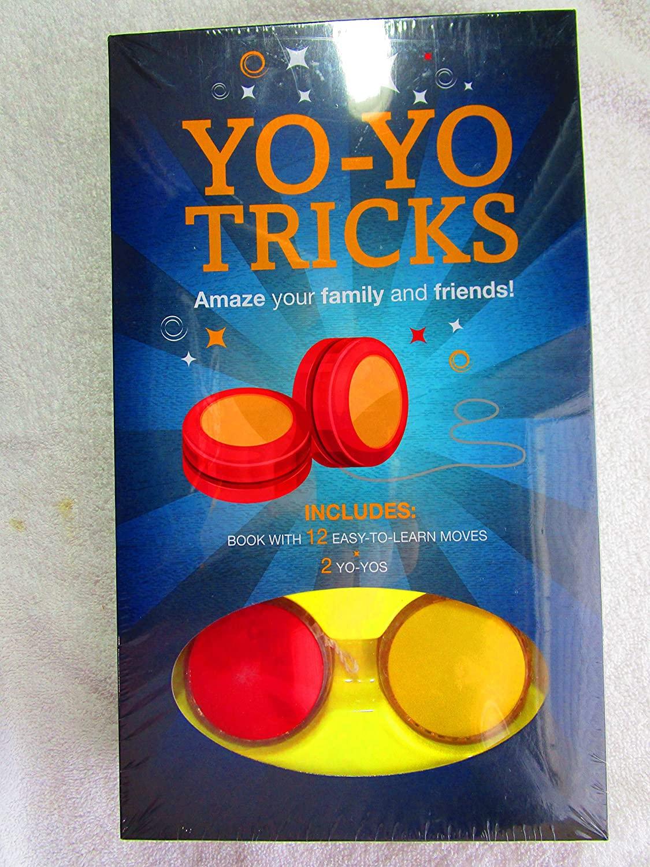Yo-Yo Tricks: Amaze Your Family and Friends