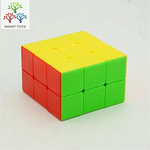 FangGe 2x3x3 Frosted Surface Magic Puzzle Cube Educational Smart Toy for Children Adults