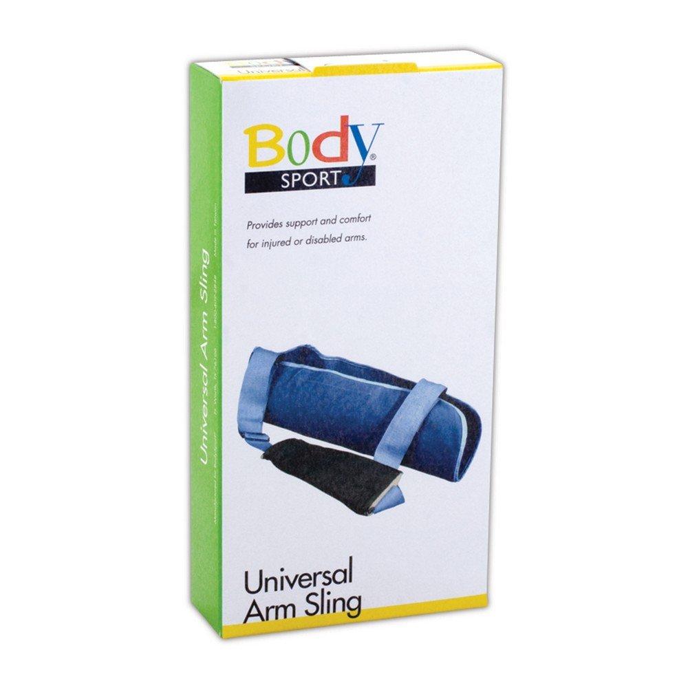SCOTT SPEC BDSUAS Bodysport Arm Sling with Padded Neck Strap, Universal, Blue