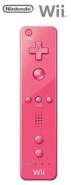 Original Nintendo Remote Controller - PINK [Wii] (Renewed)