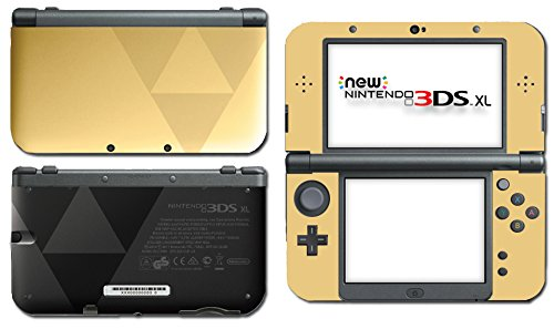 Legend of Zelda Majora's Mask Special Edition Triforce Breath of the Wild Video Game Vinyl Decal Skin Sticker Cover for the New Nintendo 3DS XL System Console Protector
