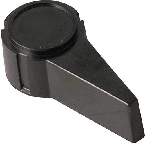 Pointed Control Knob,1/4