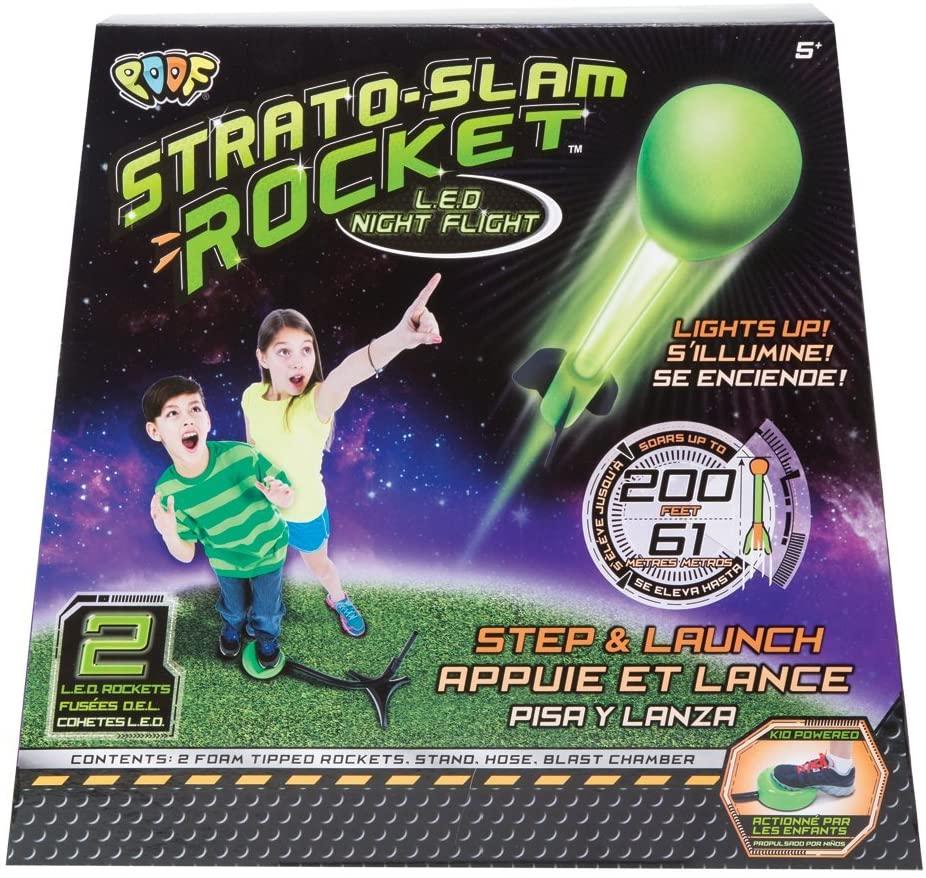 POOF Strato Slam Rocket LED Night Flight