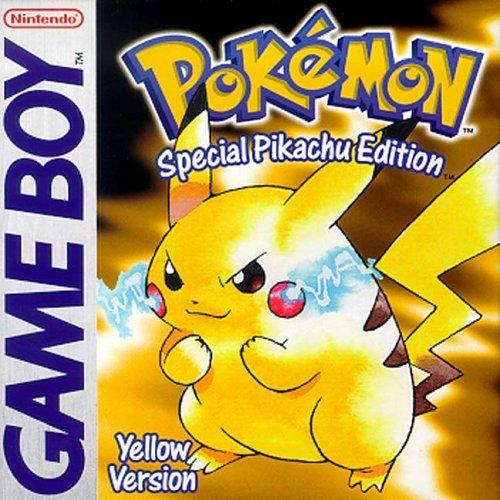 Pokemon Yellow Version - Working Save Battery (Renewed)