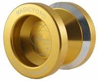 MagicYoYo N8 Dare to Yo Aluminum YoYo (Gold)