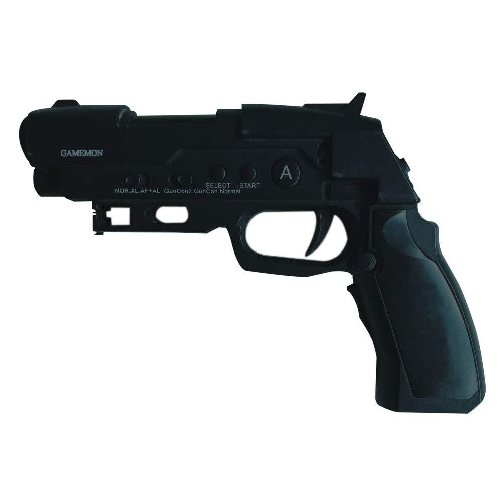 GAMEMON Playstation 2 PS2 Light Gun