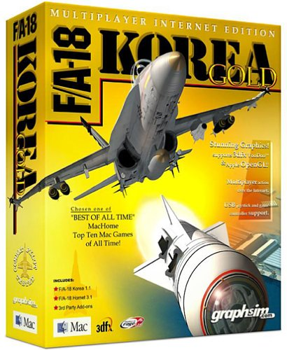 F/A 18: Korea Gold