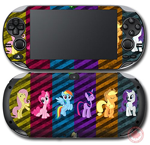 My Little Pony SKIN STICKER DECAL VINYL COVER for PS Sony PlayStation Vita