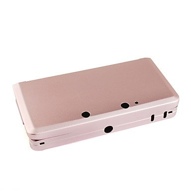 hao Aluminum Protective Case for 3DS (Pink)