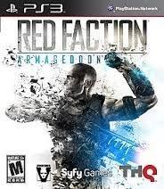 RED FACTION ARMAGEDDON-NLA
