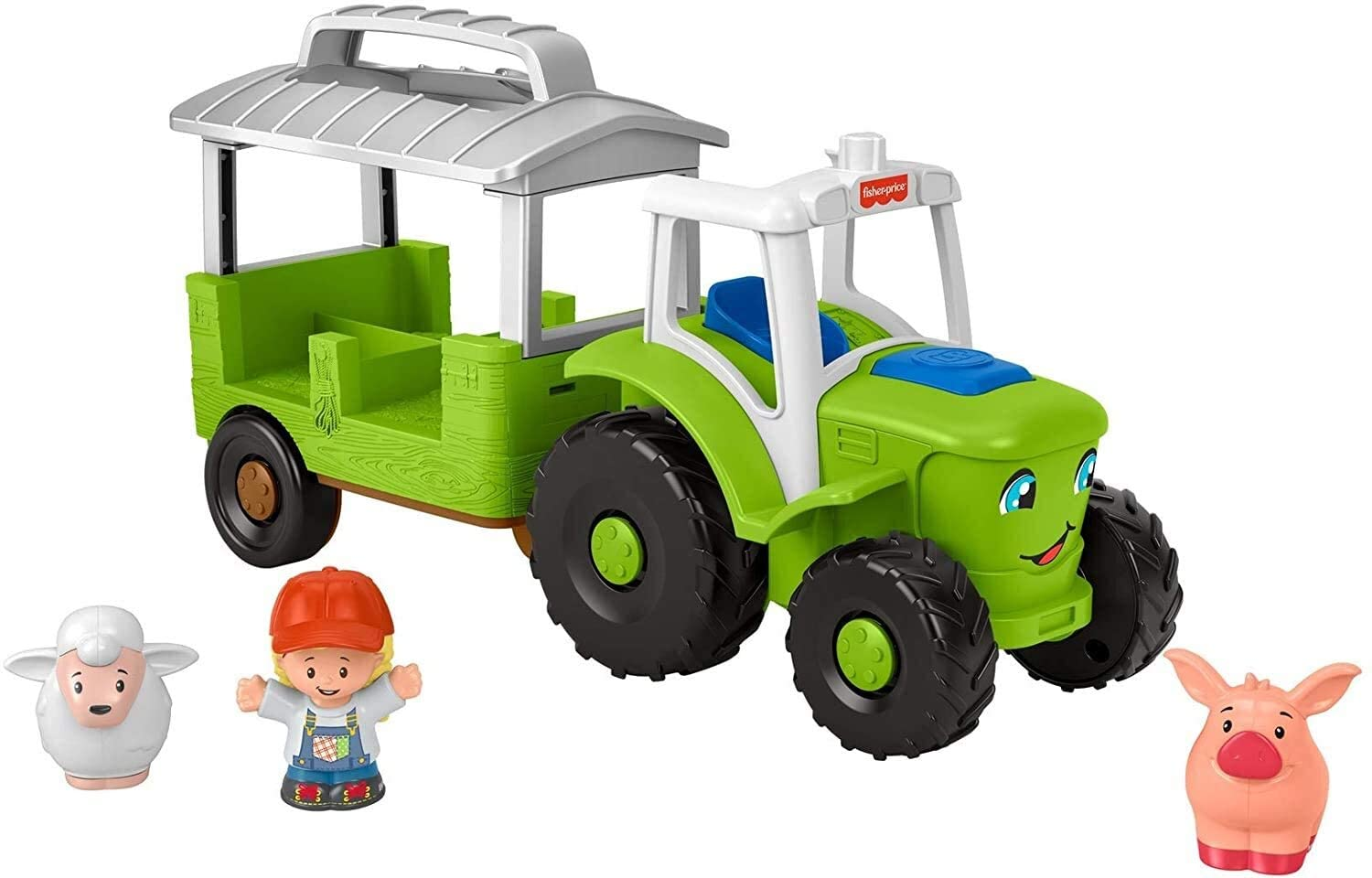 Fisher-Price Little People Caring for Animals Tractor