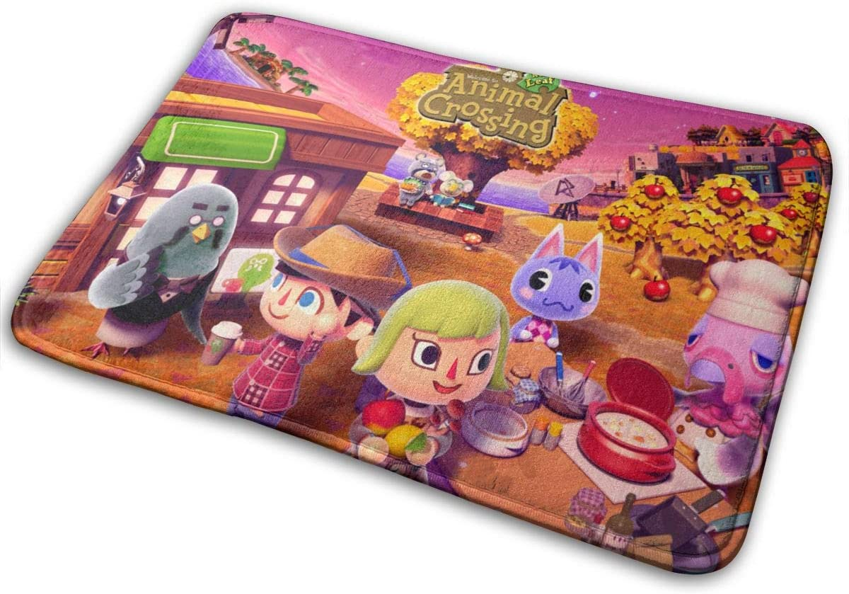 NOT Animal Crossing Suitable for All Kinds of Door Mats