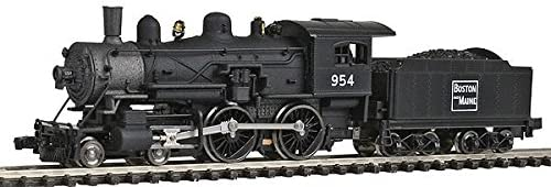 Steam 4-4-0 American - Standard DC -- Boston & Maine