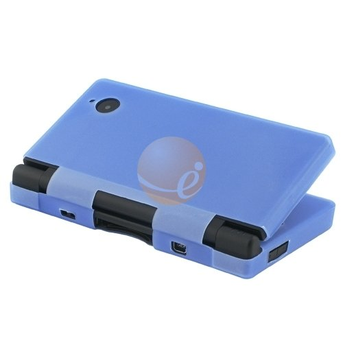 New Blue Silicone Skin Cover Case for Nintendo DSi NDSi