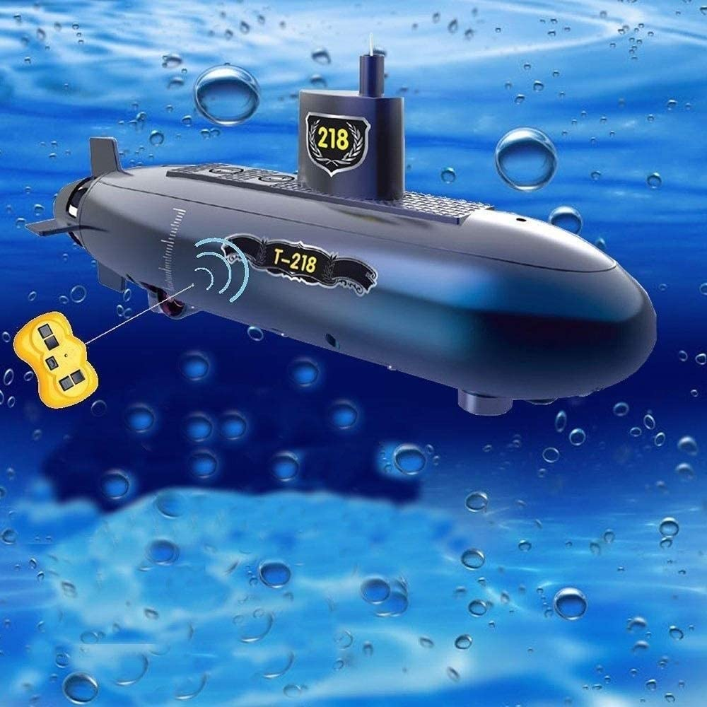 Xuess Remote Control Boat Toy Education Toy DIY Assemble Toy Boat Model Simulation Model Toy Submarine Boat How to Work Educational Toys