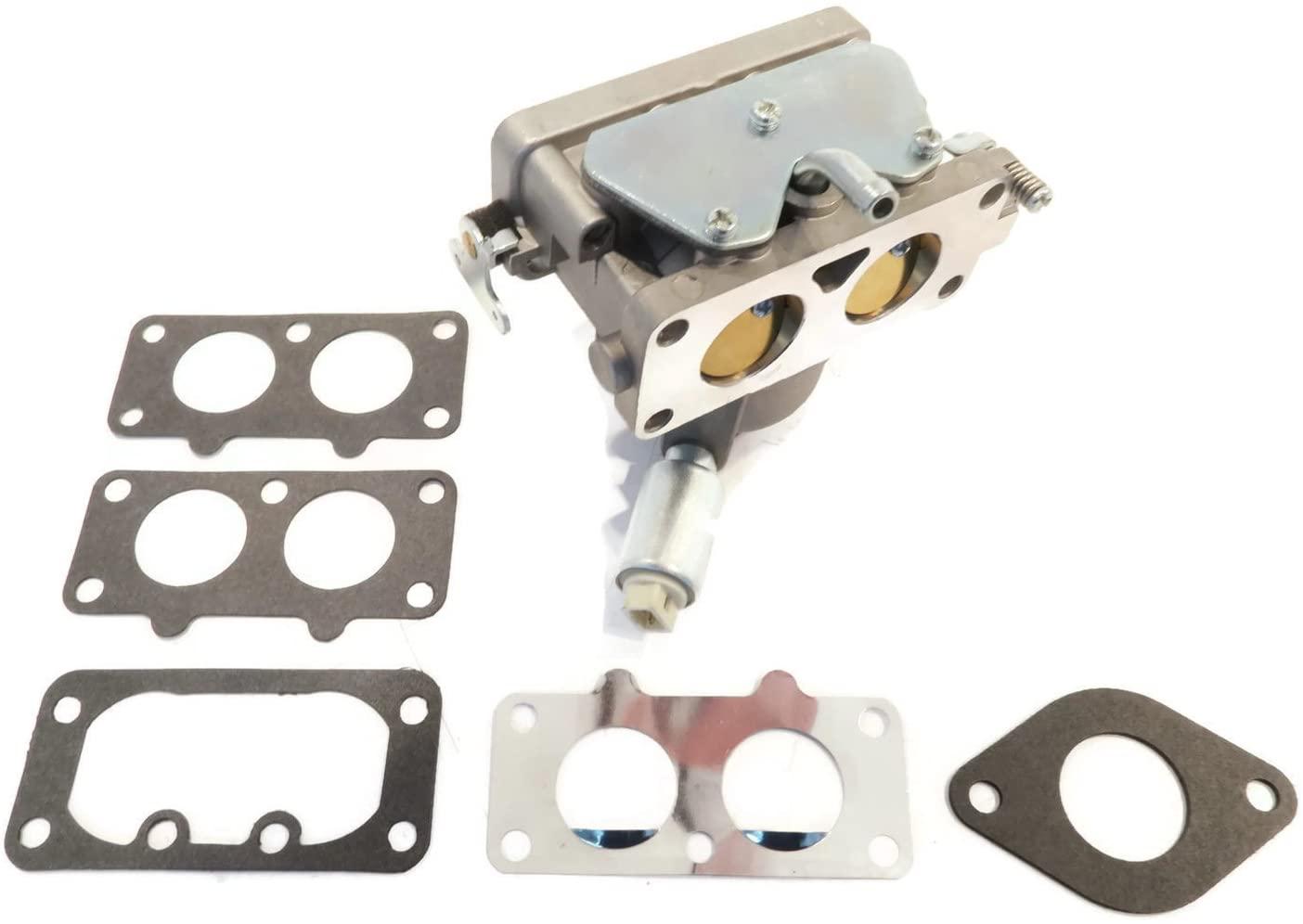 The ROP Shop Carburetor CARB fits Briggs & Stratton 44P777 44Q777 44R577 44R677 Mower Engines