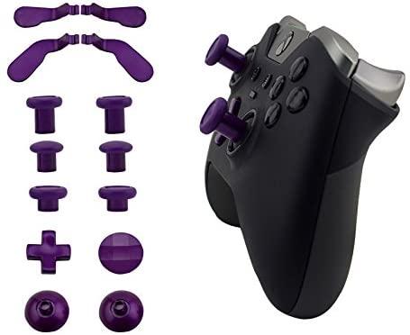Beracah Metal Analog Sticks for Xbox one Elite Controller Purple