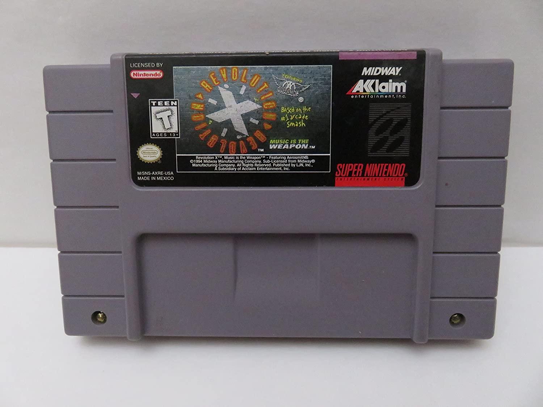 Revolution X - Nintendo Super NES