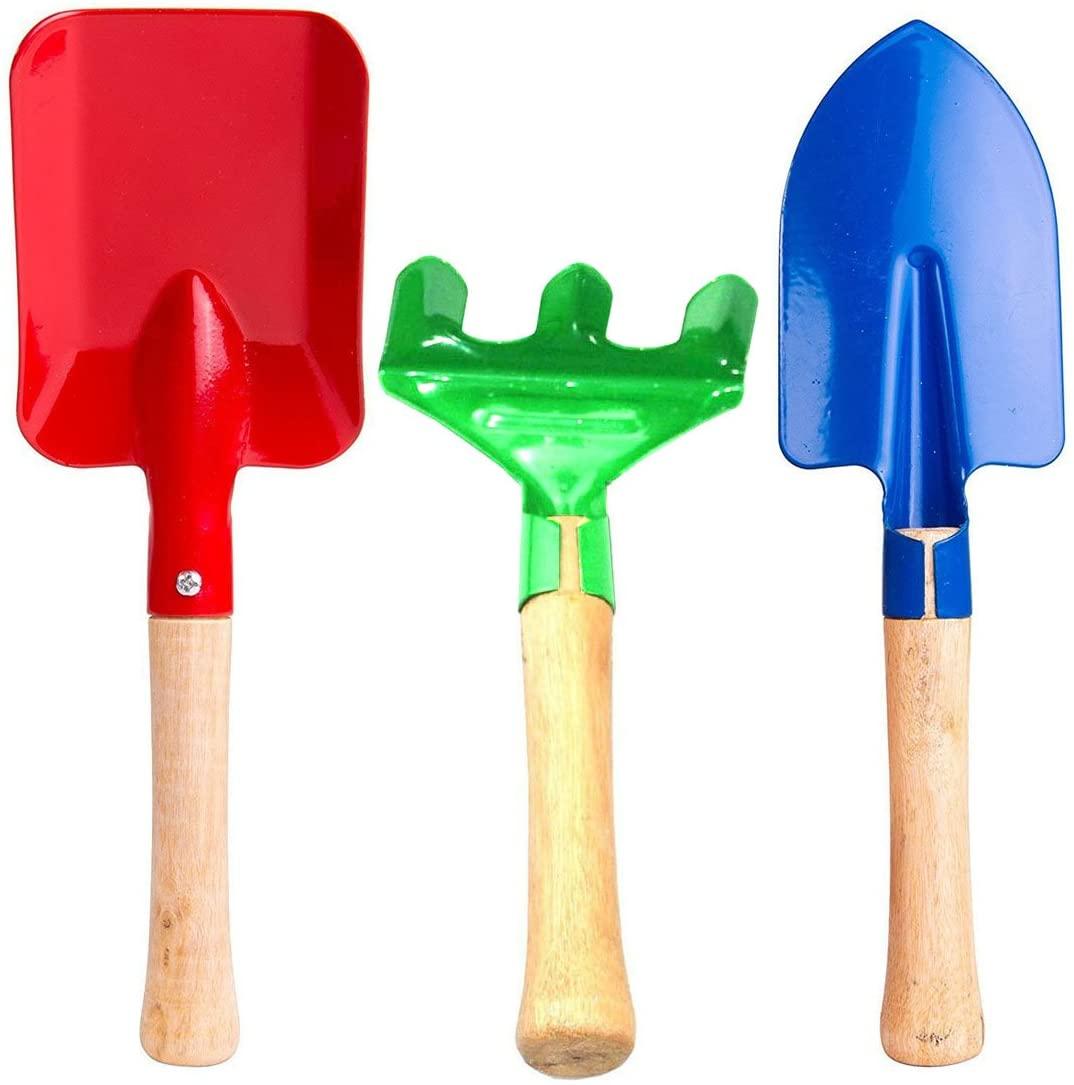 Annymall Garden Tools 3-Piece Set, 8