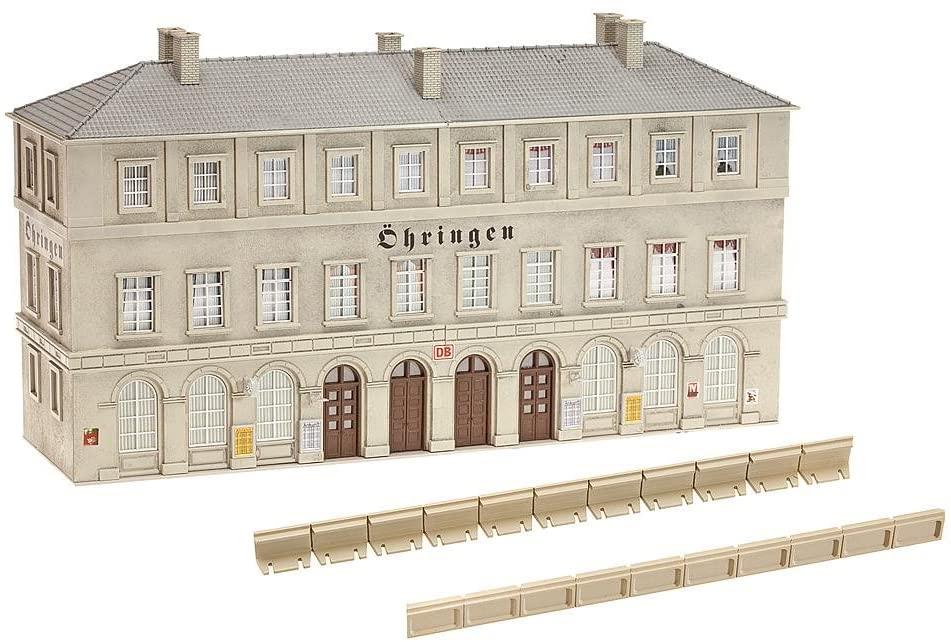 Faller 110124 Ohringen Station HO Scale Building Kit