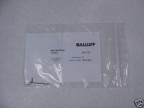 BALLUFF BMF 303-HW-28 Magnetic Sensor Accessory