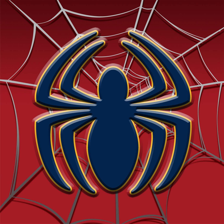 Hallmark Spider Hero Dream Party Luncheon Nap
