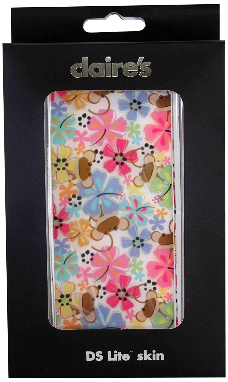 Nintendo DS Lite Sticker Skin Flower