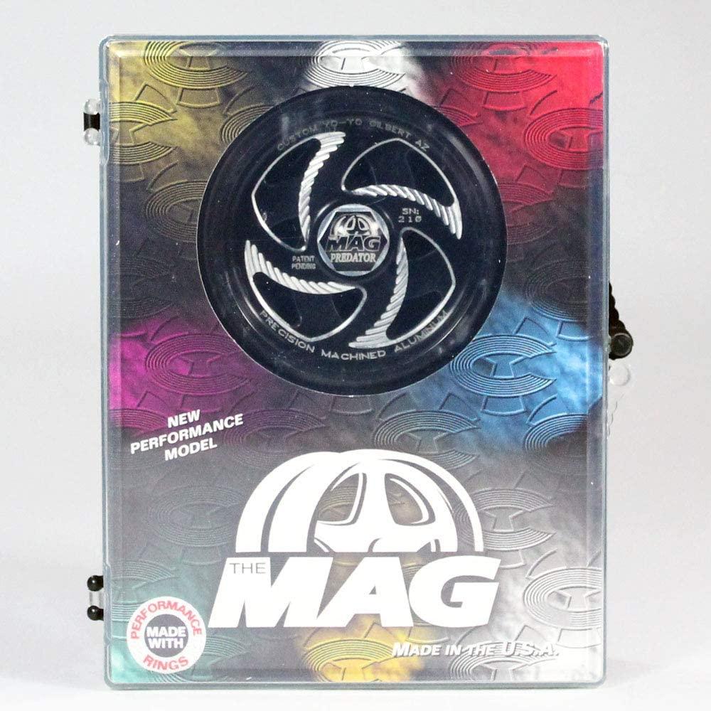Custom Products Vintage Yo-Yo Mag Predator YoYo with Serial Number (190)