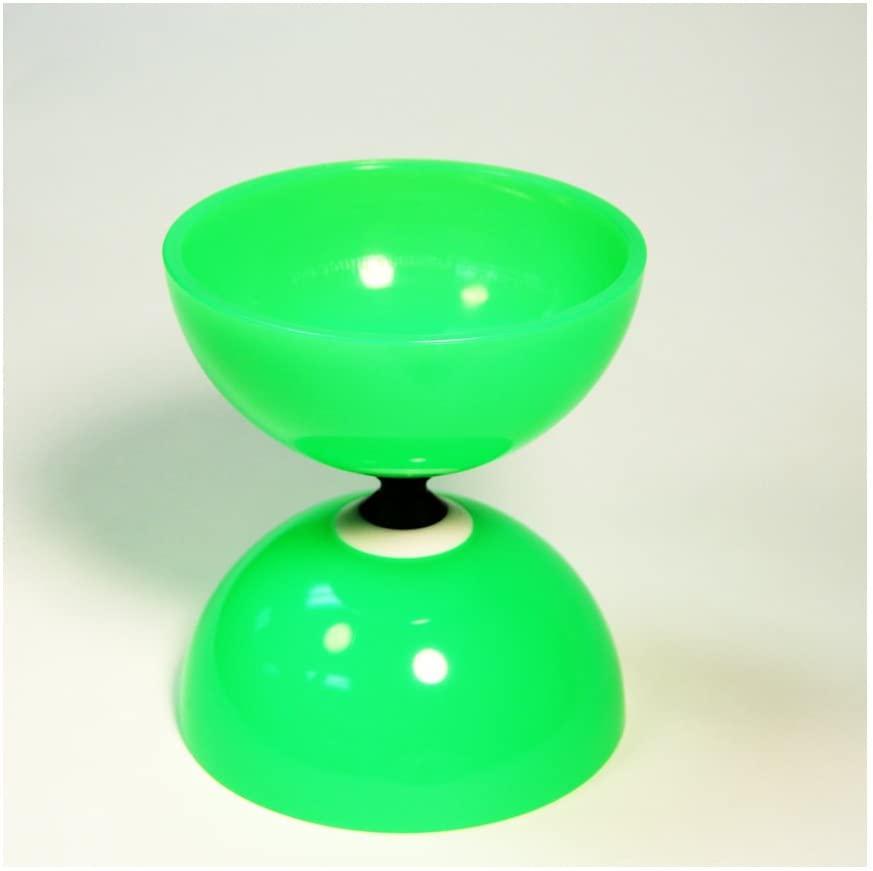 Sundia Nimble Bearing Axle Diabolo - Green