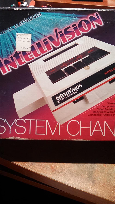 Intellivision System Changer