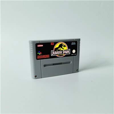 Game cartridge Jurassic Park 1 - Action Game Cartridge EUR Version game classic , game NES , Super game , game 16 bit