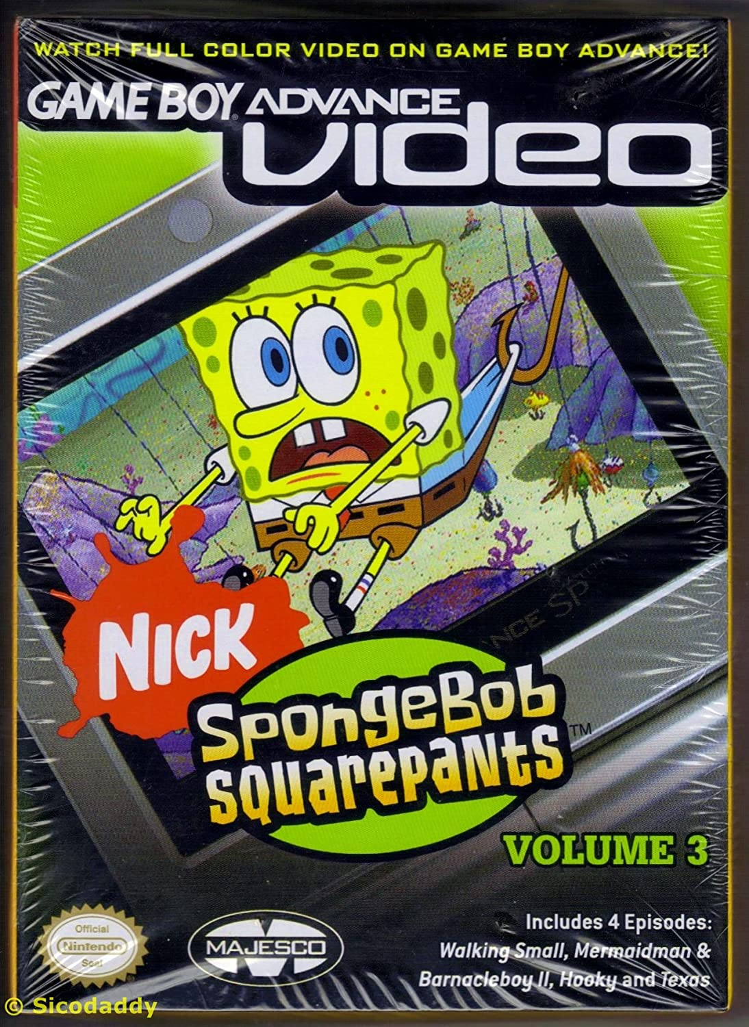 SpongeBob SquarePants Volume 3