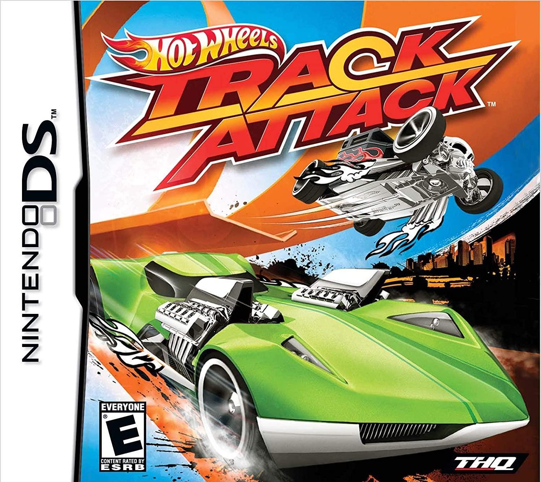 Hot Wheels Track Attack - Nintendo DS (Renewed)