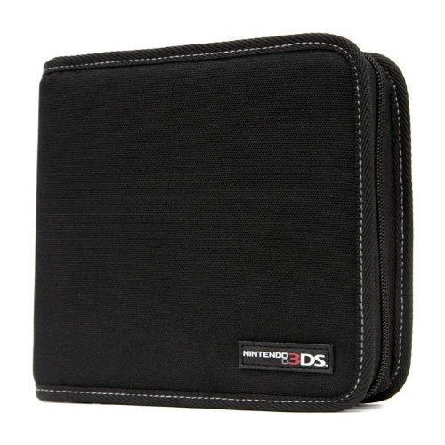 Mega Case for Nintendo 3DS / Black