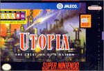 Utopia: The Creation of a Nation - Nintendo Super NES
