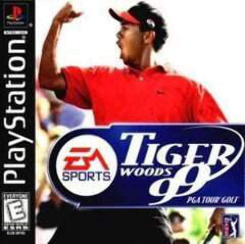 Tiger Woods '99 PGA Tour