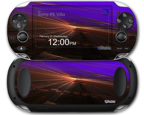 Sunset - Decal Style Skin fits Sony PS Vita