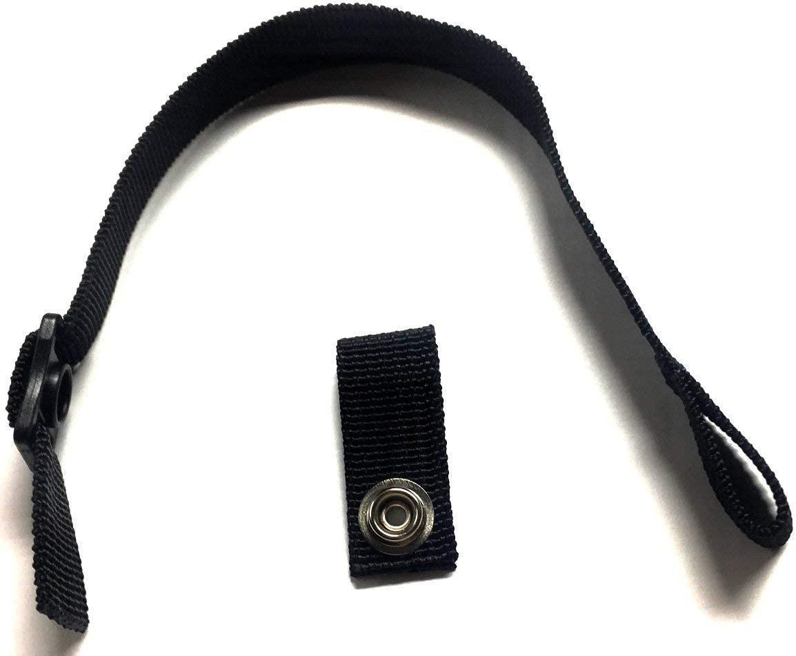 Fix My Gear Hockey Helmet Chin Strap with Single Snap