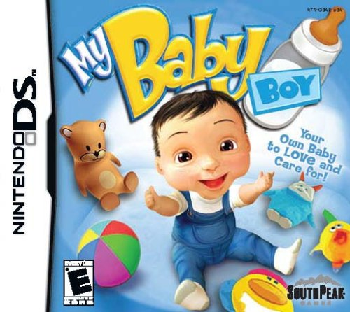 My Baby Boy - Nintendo DS