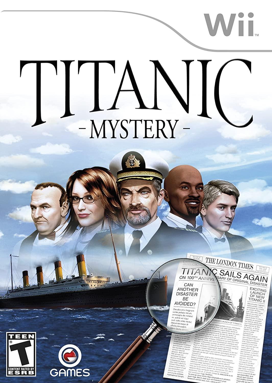 Titanic Mystery - Nintendo Wii