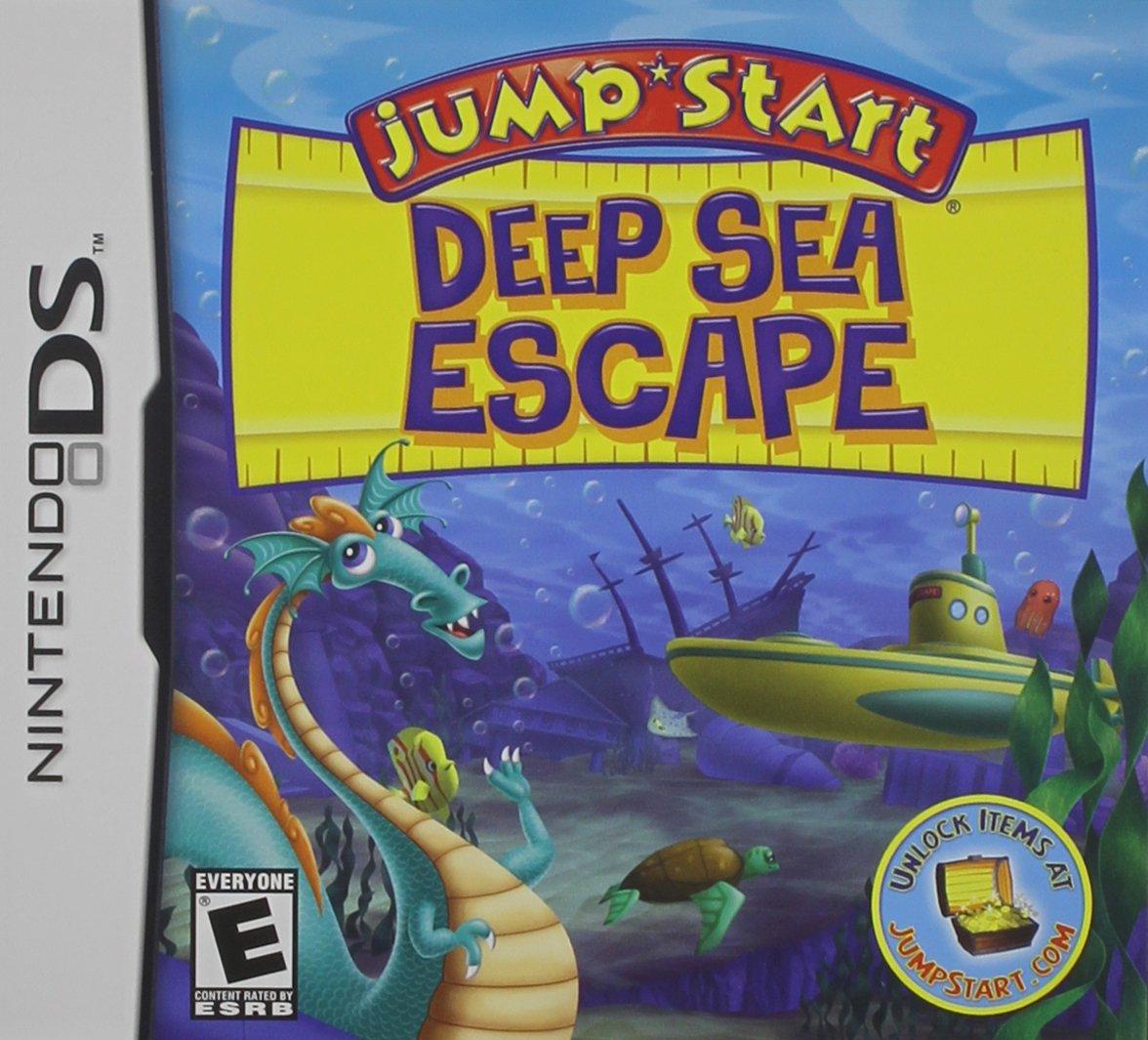 Jumpstart Deep Sea Rescue - Nintendo DS
